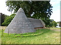 TF8842 : The Ice House, Holkham Hall, Norfolk by Richard Humphrey