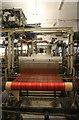 SU4647 : Whitchurch Silk Mill - loom by Chris Allen