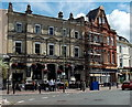 SX9163 : The London Inn, Torquay by Jaggery
