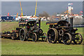 ST9209 : Heavy haulage at the Great Dorset Steam Fair 2014 by Ian Capper