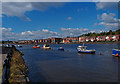 NZ2763 : River Tyne by wfmillar