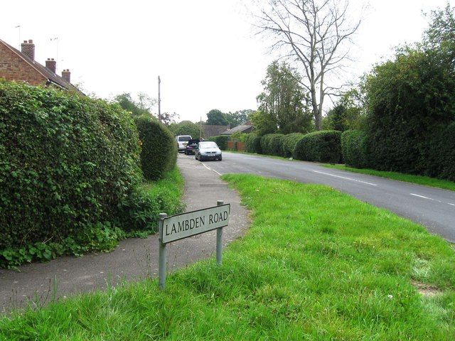 Lambden Road by Alex McGregor