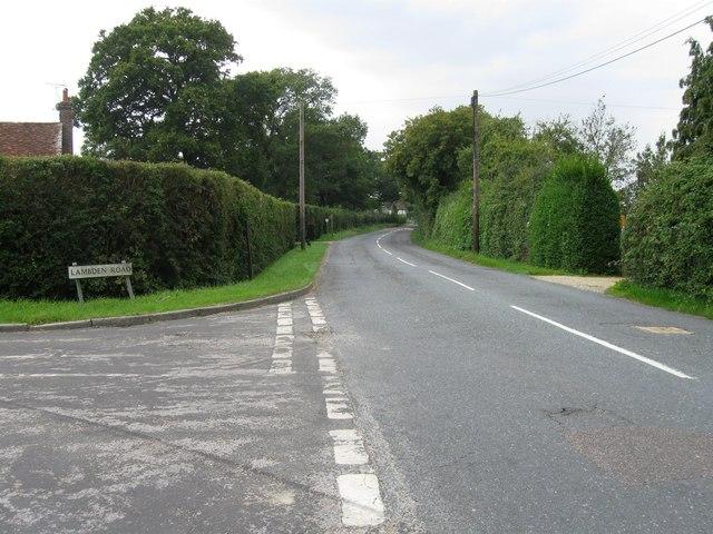 Smarden Road by Alex McGregor