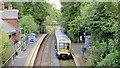 J4180 : Train, Cultra station (September 2014) by Albert Bridge