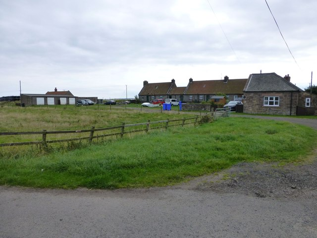 Cottages at Goswick