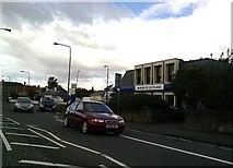 NT1972 : St John's Road, A8 near the junction with the B701, Edinburgh by Elliott Simpson