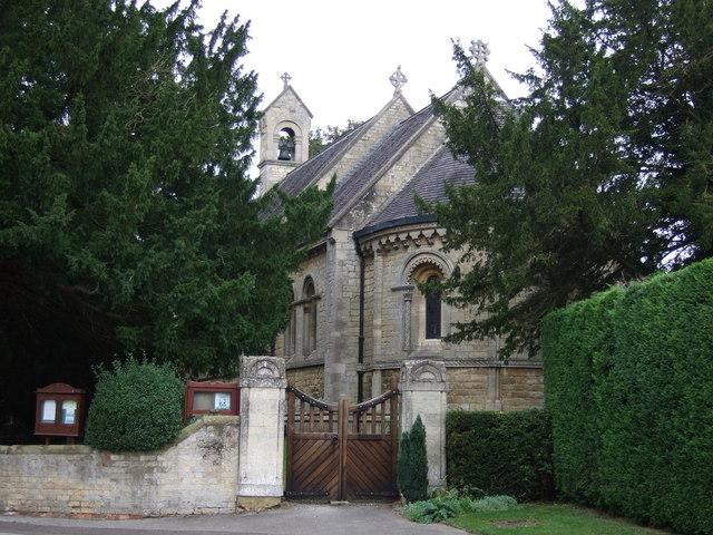 St.Edward's Church, Sudbrooke