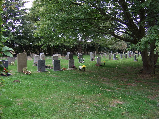 Cemetery off Hawthorn Road