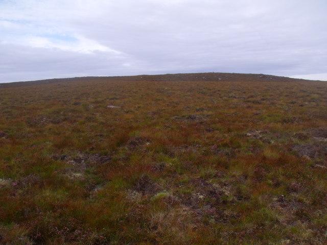 Cnoc Scoraig north-west of Ullapool