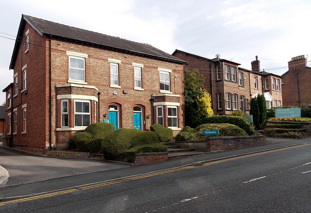 Hawkins and Trinity House Dental Care in Wilmslow