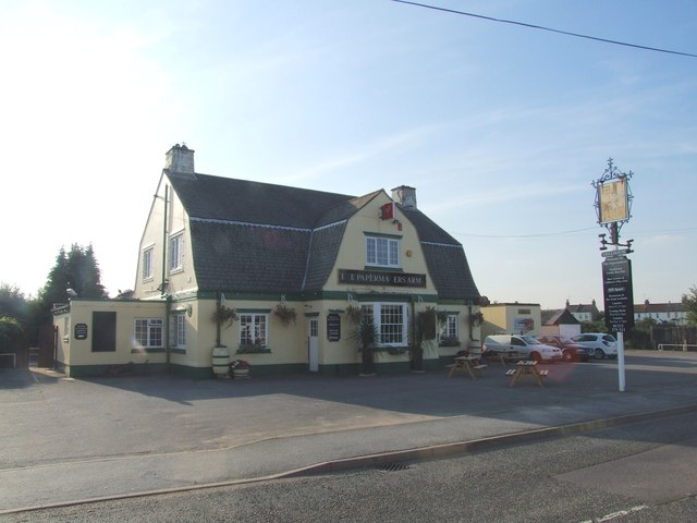 The Papermakers Arms, Hawley