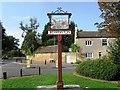 TF1703 : Village Sign, Werrington by Alex McGregor