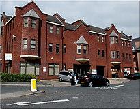 SJ8481 : Ladyfield House, Wilmslow by Jaggery