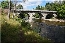 NN8765 : Bridge of Tilt by jeff collins