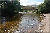 NN8765 : Railway Bridge by jeff collins