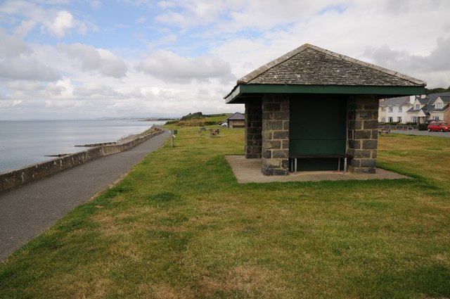 Seafront shelter