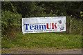 NO0502 : Team UK poster by William Starkey