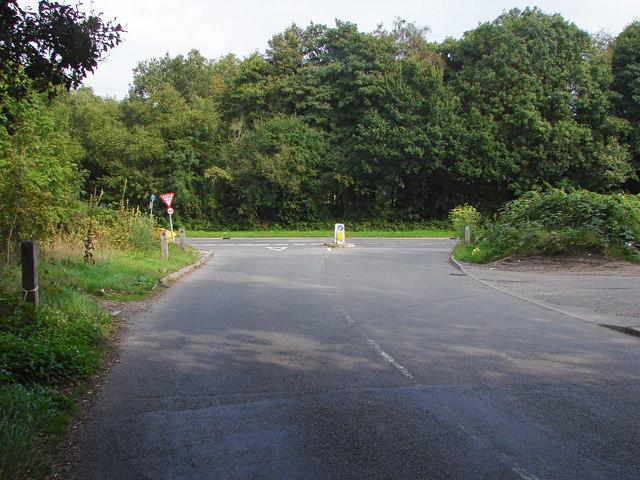 Trunley Heath Road