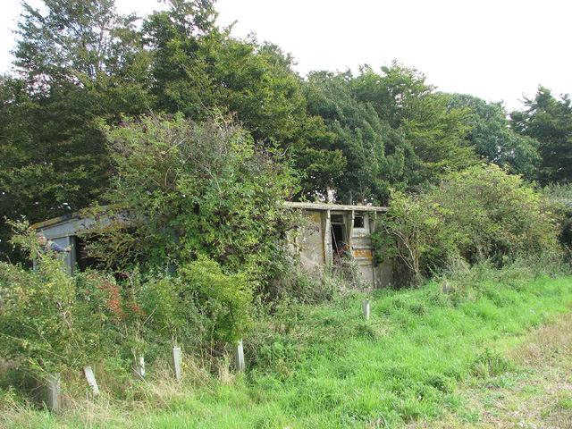 WW2 barracks hut