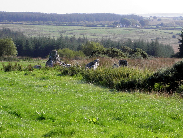 Megalithic Tomb, Garvagh