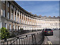 ST7465 : Houses, Royal Crescent, Bath by Robin Sones