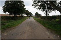 TF2198 : Road leading to the B1203 by Ian S