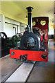SO0612 : Brecon Mountain Railway - Sybil by Chris Allen