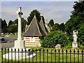 SU9970 : Cross of Sacrifice, St Jude's Cemetery by David Dixon