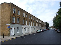 TQ3581 : Arbour Square, Stepney by Chris Whippet