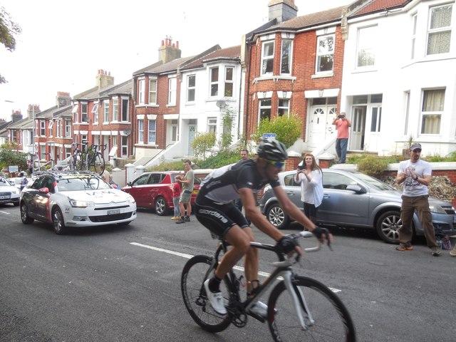 Tour of Britain, Bear Road