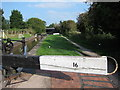 SO8958 : Lock 16, Worcester & Birmingham Canal by Oast House Archive