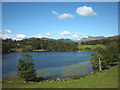 NY3404 : Loughrigg Tarn by Karl and Ali