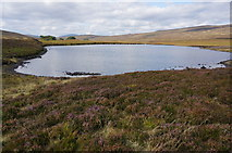 NN6968 : Loch Cruinn by jeff collins