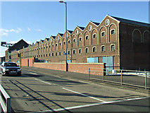 NS2975 : The old sugar sheds by Thomas Nugent