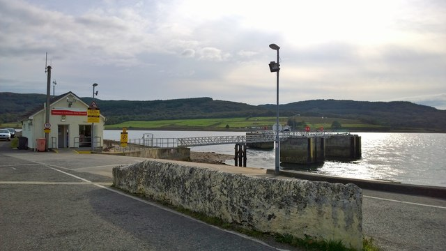 Colintraive Ferry Terminal