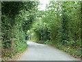 SU9683 : Parsonage Lane, Farnham Royal by Robin Webster