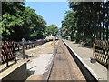 TG0939 : Holt NNR railway station, Norfolk by Nigel Thompson