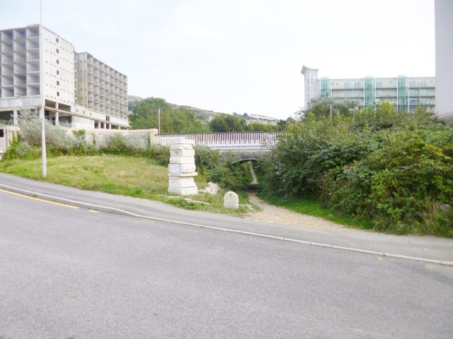 Castletown, road bridge