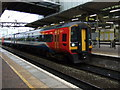 SJ4084 : Liverpool South Parkway Railway Station by JThomas
