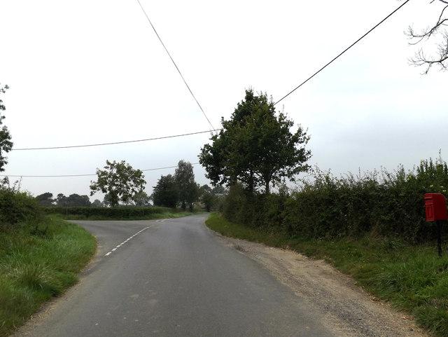 Norwich Road, Great Green