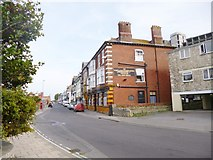 SY6874 : Castletown, Portland Roads Hotel by Mike Faherty