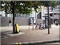 SJ8498 : Manchester streetlife by Gerald England