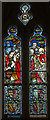 TF0498 : Stained glass window, St Mary's church, South Kelsey by J.Hannan-Briggs