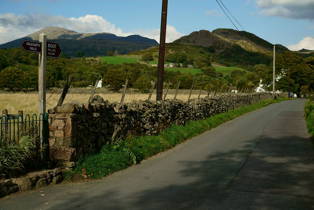 The Road to Boot, Eskdale