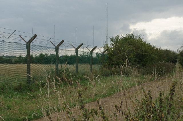 Track to Hillmorton