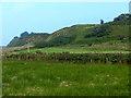 NM7615 : Ridge behind Kilbrandon Farm by Oliver Dixon