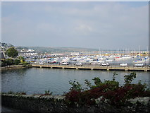 SW4730 : Penzance Harbour by Roy Hughes
