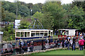 SK3455 : Water cars Cardiff 131 and Sheffield 330 bring up the rear of the Sunday cavalcade by Alan Murray-Rust