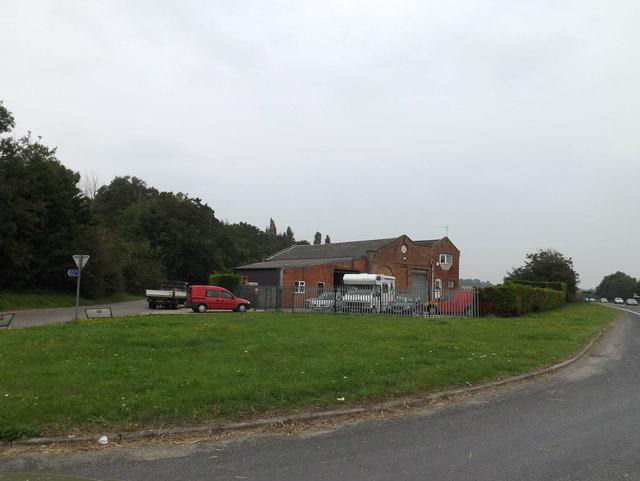 Station Road Motors