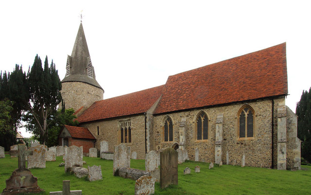St Mary, Great Leighs